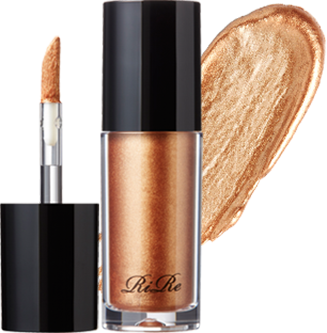 Cosmetique Coreen Rire Maquillage Fards a Paupieres Gold Edge