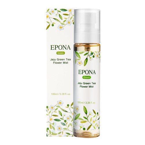 EPONA -  Green Jeju Green Tea Flower Mist 100 ml