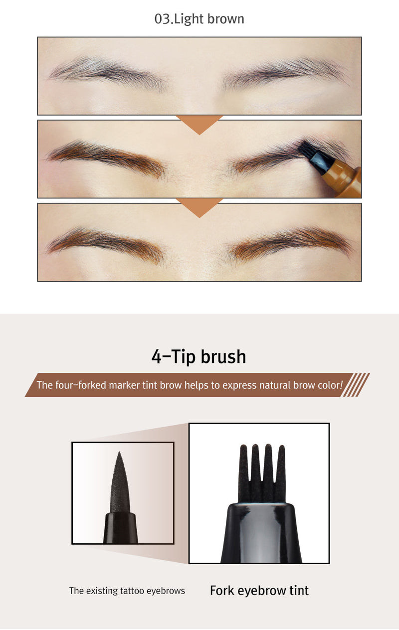RIRE ~ Fork Eyebrow Tint