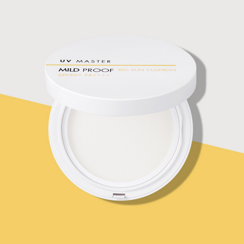 TONY MOLY ~ UV Master Mild Proof Big Sun Cushion