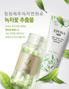 EPONA - Jeju Green Tea Flower Foam Cleanser 100 ml