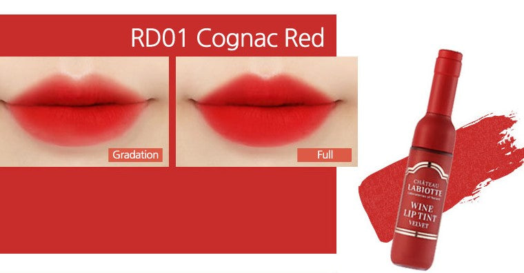 RD01 Cognac Red