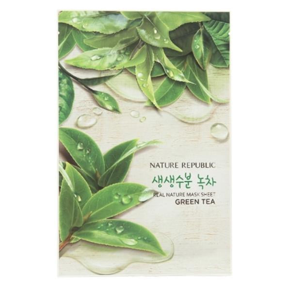 Cosmetique Coreen Nature Republic Masque Tissu