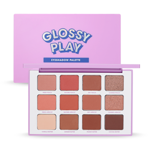 HOLIKA HOLIKA ~ Glossy play Eyeshadow Palette