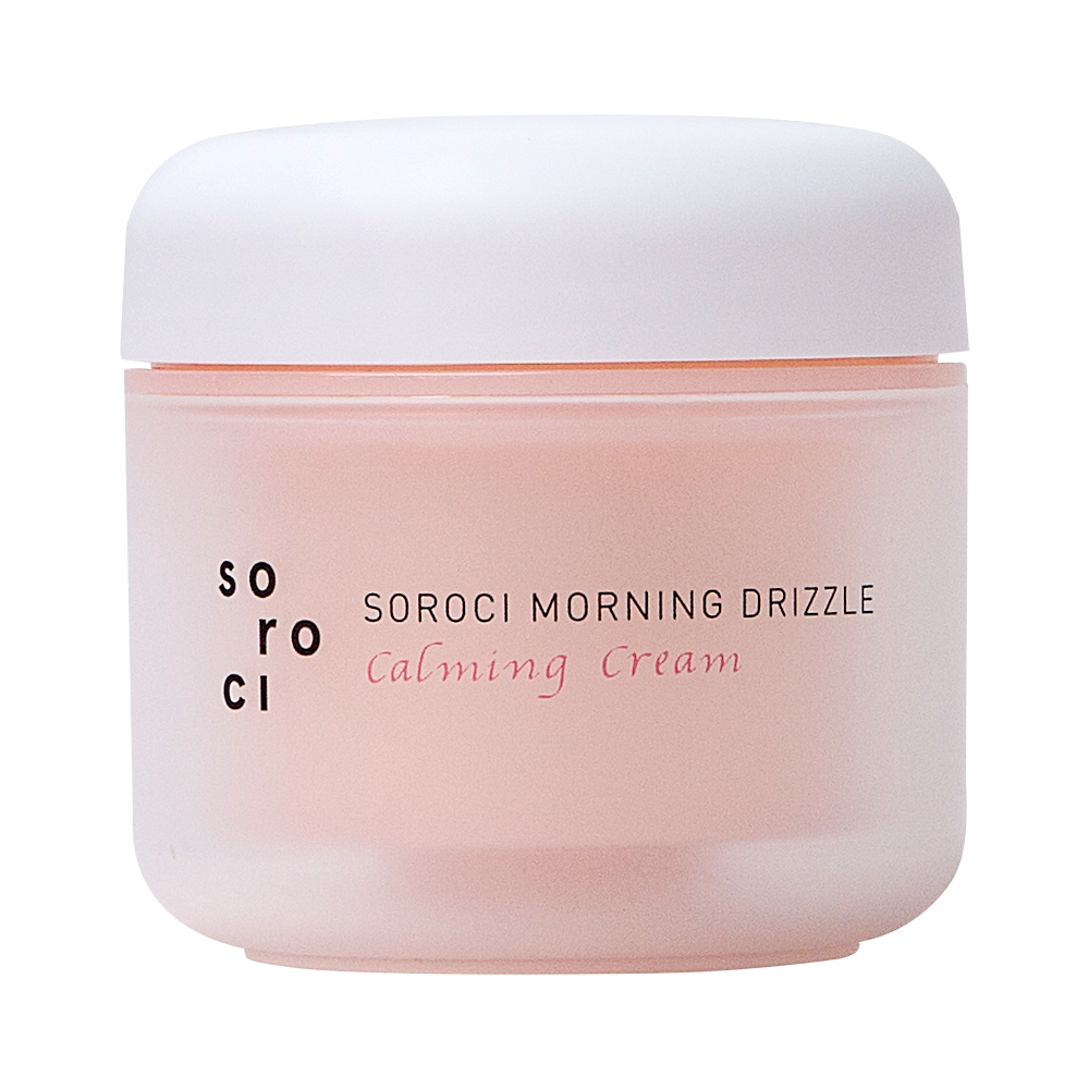 SOROCI ~ Morning Drizzle Calming Cream