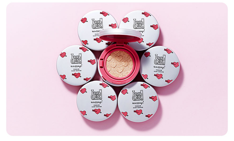TEEN CRUSH - Problem Glow Cushion