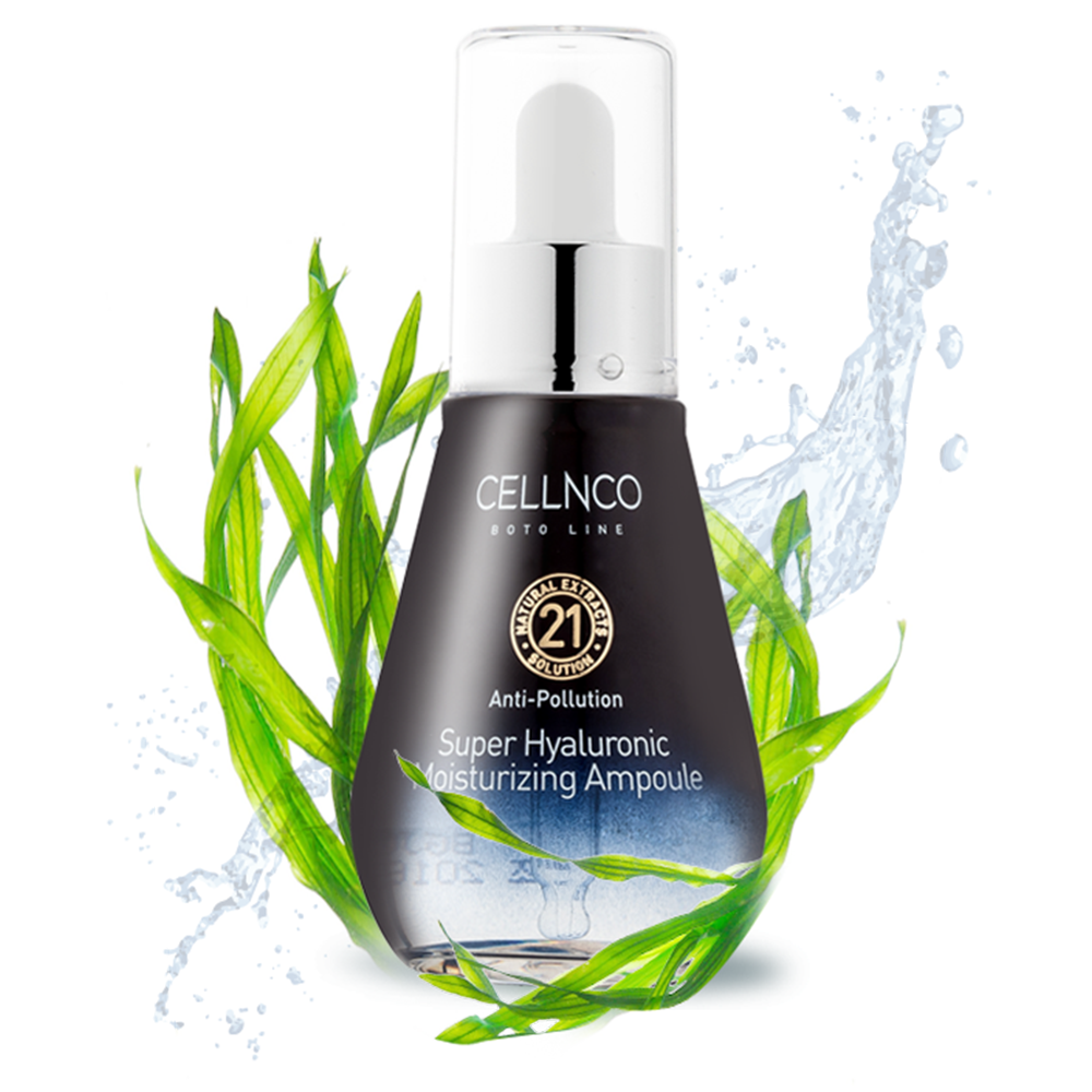 CELLNCO ~ Botoline Super Hyaluronic Moisturizing Ampoule