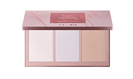 Cosmetique Coreen VT BTS Super Tempting Maquillage Illuminateur Palette