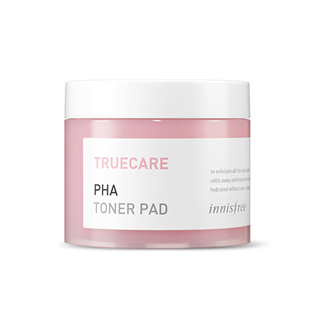 INNISFREE ~ True Care PHA Toner Pad