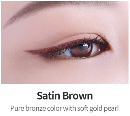 satin brown