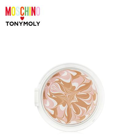 Cosmetique Coreen Tony Moly Moschino Maquillage Fonds de Teint Cushion