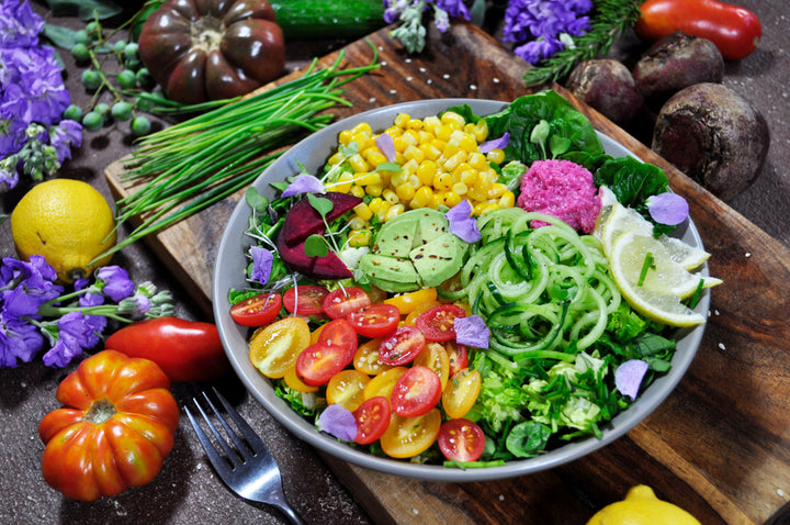 A Plant Based Diet Protects Against Diabetes, Cancer, Psoriasis and More