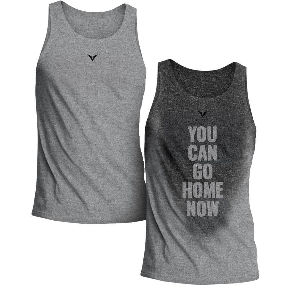 You Can Go Home Now Tank Top