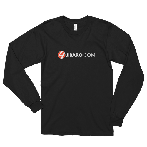 4Jibaro Official Long Sleeve T-shirt (Unisex)
