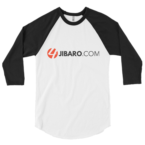4Jibaro Official 3/4 sleeve raglan shirt