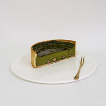 Load image into Gallery viewer, 【Matcha Flan】丹波黑豆抹茶烤布丁撻 Kuromame Matcha Flan