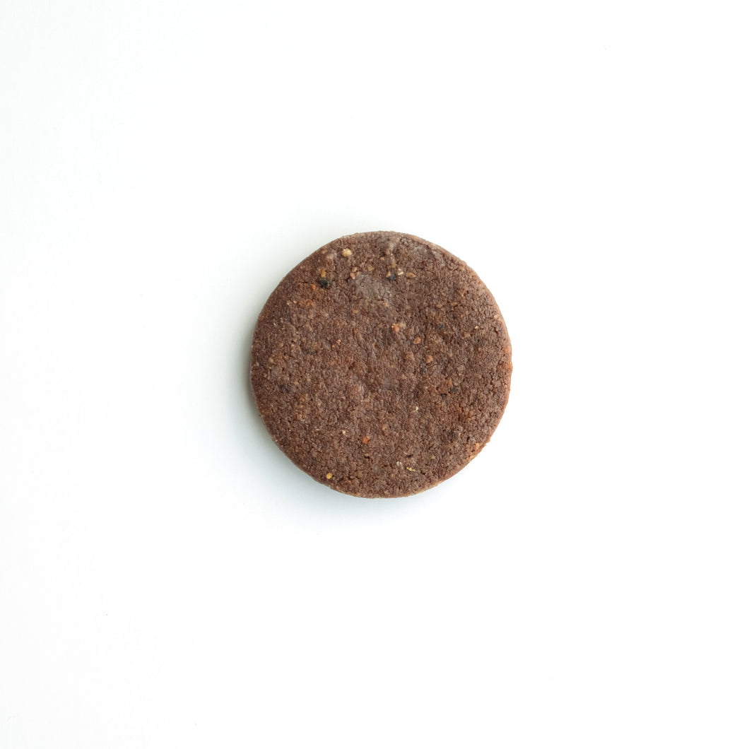 純素黑朱古力花椒曲奇 Vegan dark chocolate chilli flakes cookie (100g)