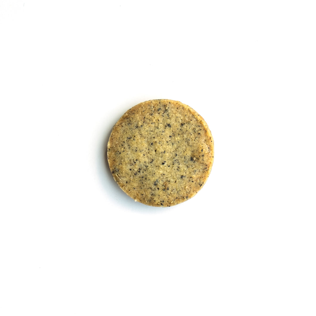 純素伯爵茶曲奇 Vegan Earl Grey Cookies (100g)