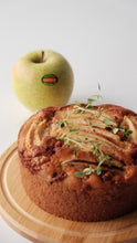 Load image into Gallery viewer, 純素青森蘋果無麩質蛋糕 Vegan Japanese Orin Apple Gluten-free Cake