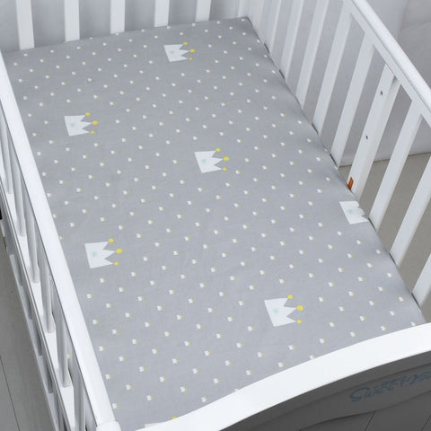 Cotton Crib Sheet