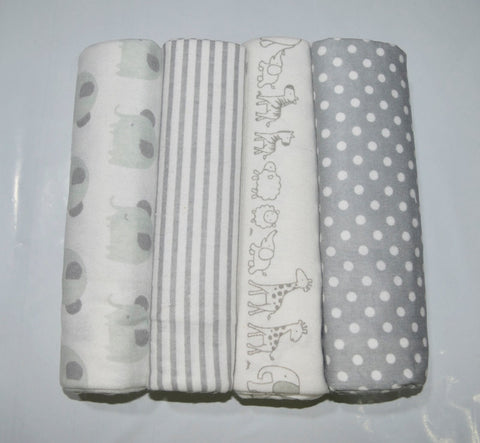 Image of Newborn Swaddle Infant Bed Sheet Toddler Blankets | Baby Products | Baby Shopping | Family Lovee