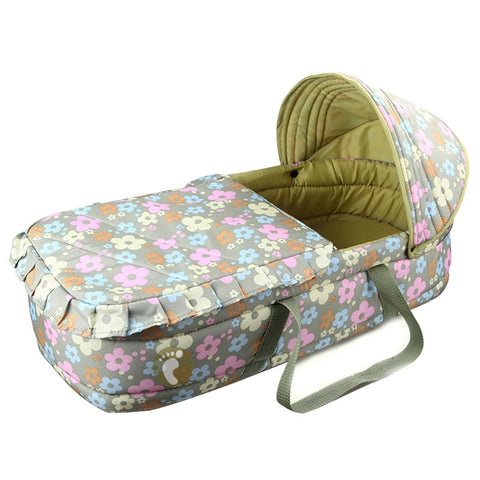 Image of Baby Portable Crib for New Born - Family Lovee
