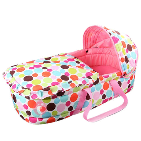 Baby Portable Crib for New Born - Family Lovee