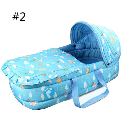 Image of Baby Portable Bed - Family Lovee