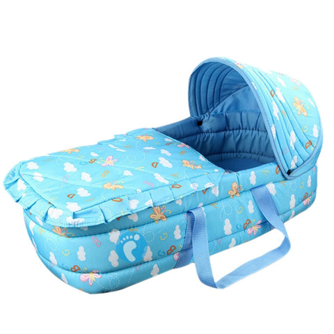 Image of Baby basket bed - Family Lovee