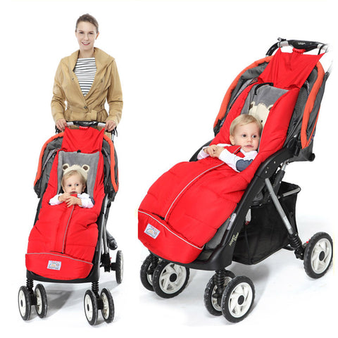 Winter Sleep Sack for Baby Stroller - Family Lovee