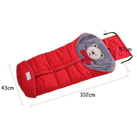 Baby Winter Envelop bed for baby Stroller - Family Lovee