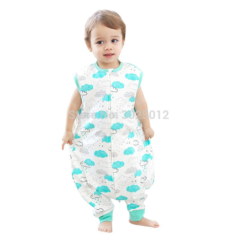 Sleeping Bag For Children Pure Cotton - Family Lovee