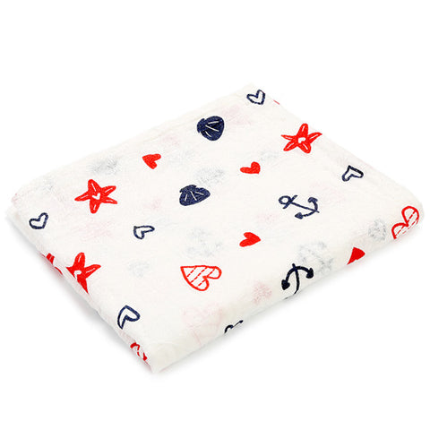 Muslin Swaddle Blankets for Baby Swaddle Wrap - Family Lovee