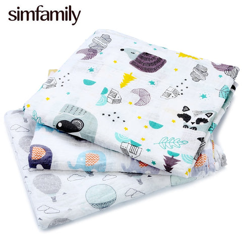 Baby Swaddle Blankets for Swaddle Wrap - Family Lovee