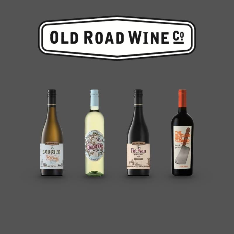 Online Tasting Old Road Wine Company Preview Image
