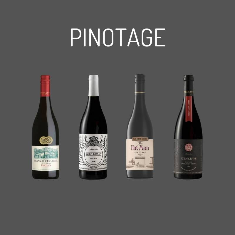 Online Wine Tasting Pinotage  Preview Image