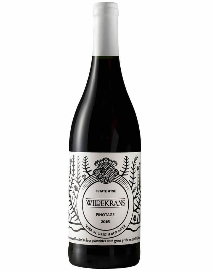 Wildekrans Pinotage Estate Range 2016 Pinotage Estate Range 2016