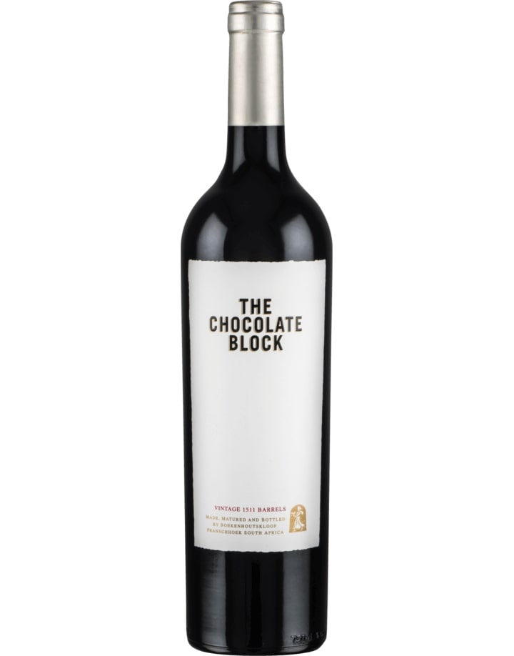 The Chocolate Block 2018 von Boekenhoutskloof