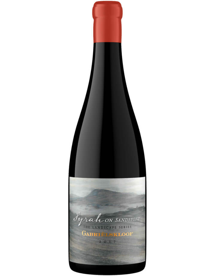 Landscape Series Syrah on Sandstone 2016