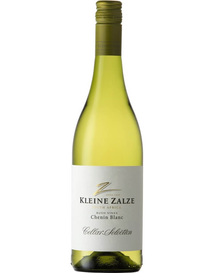 Kleine Zalze Chenin Blanc Bush Vine Cellar Selection
