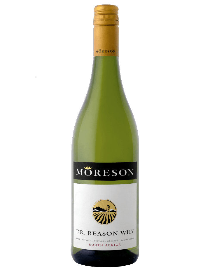 Môreson Dr Reason Why Unwooded Chardonnay