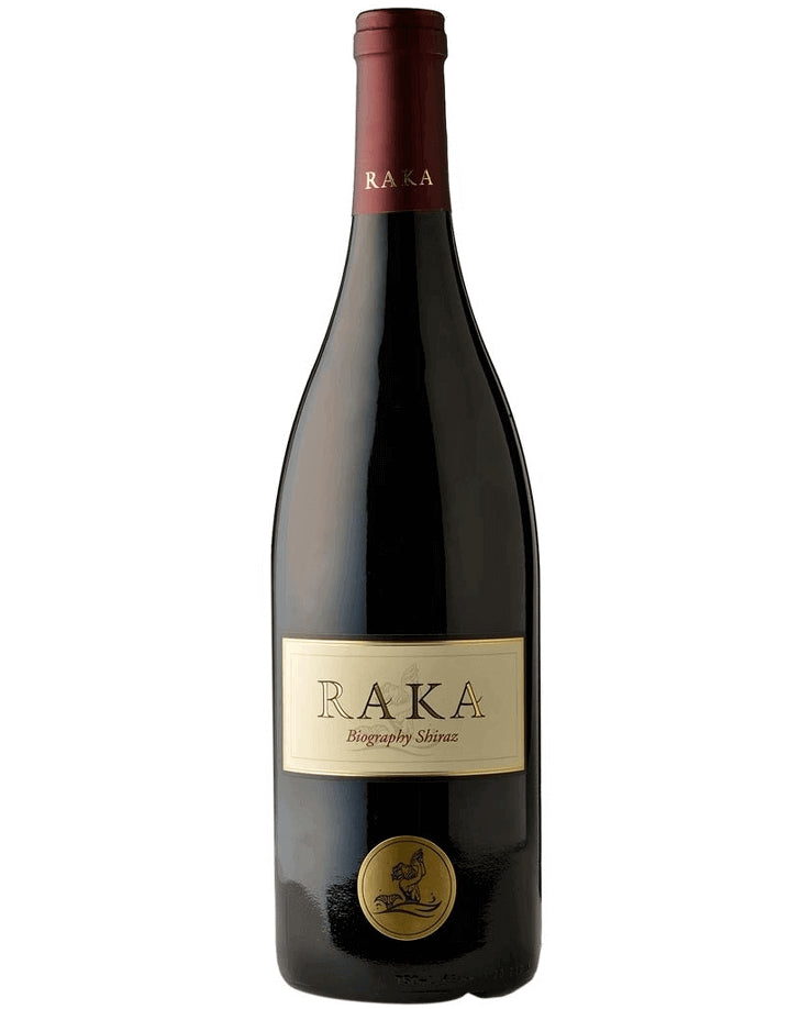 Raka Wines Biography Shiraz 2016