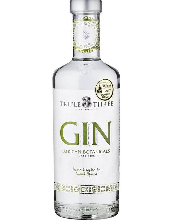 Triple Three African Botanic Gin