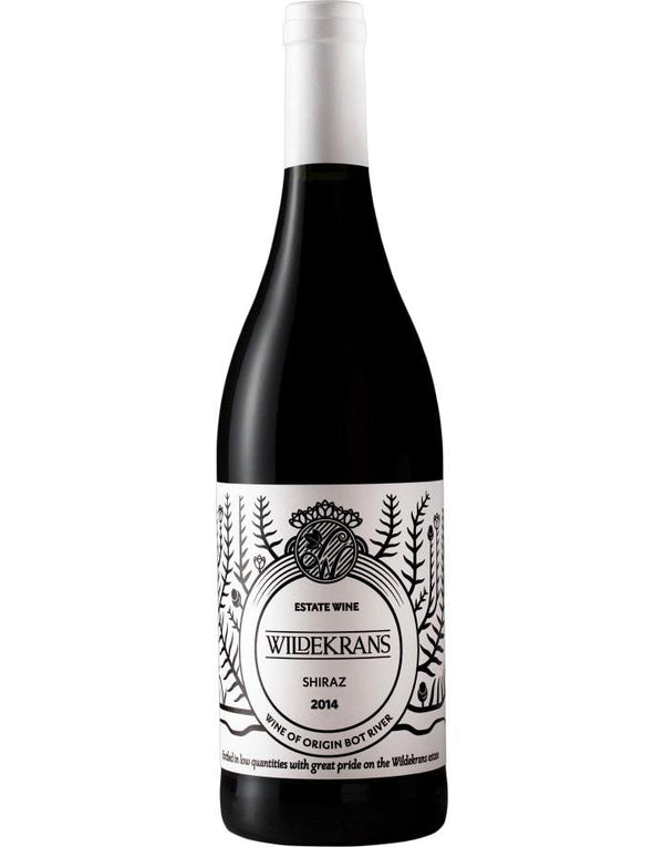 Estate Shiraz 2018