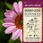 Echinacea Herb Seeds (500mg) - My Patriot Supply