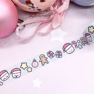 COCOA CHRISTMAS - 15mm WASHI TAPE - LIMITED EDITION - Marshmallow Studio
