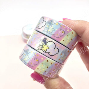 DEBBIE OVER THE RAINBOW - EXCLUSIVE WASHI TAPE - Marshmallow Studio