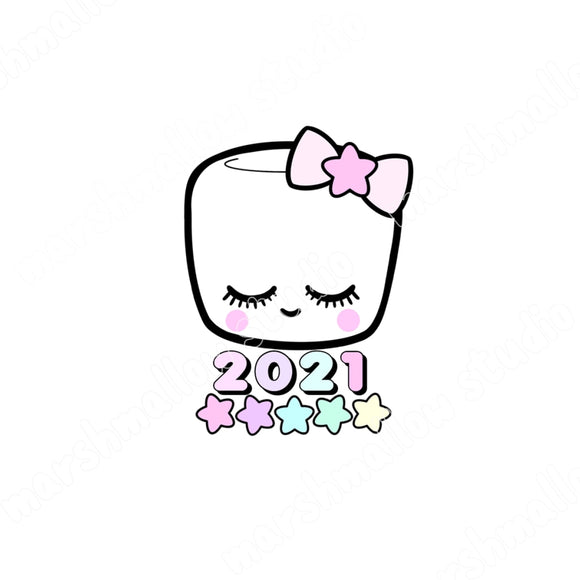 DIGITAL DOWNLOAD - COCOA MARSHMALLOW 2021 - Marshmallow Studio
