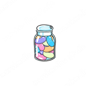 JELLYBEAN JAR - DIGITAL DOWNLOAD - Marshmallow Studio