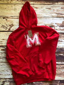 G185 Hooded Youth Sweatshirt MCS